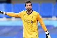 Liverpool fullback Robertson: Alisson key to defeating Southampton