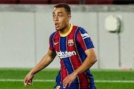 Barcelona fullback Sergino Dest attracted Arsenal, Borussia Dortmund offers