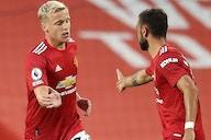 Agents offer Man Utd outcast Van de Beek to Barcelona