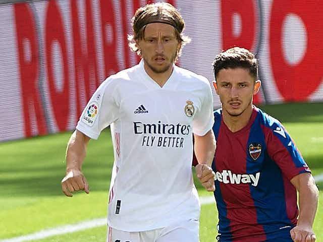 Real Madrid midfielder Modric takes swipe at Pique; opens door to Mbappe