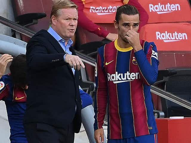 Barcelona coach Koeman confirms Laporta Super League talks: I agree with Pique