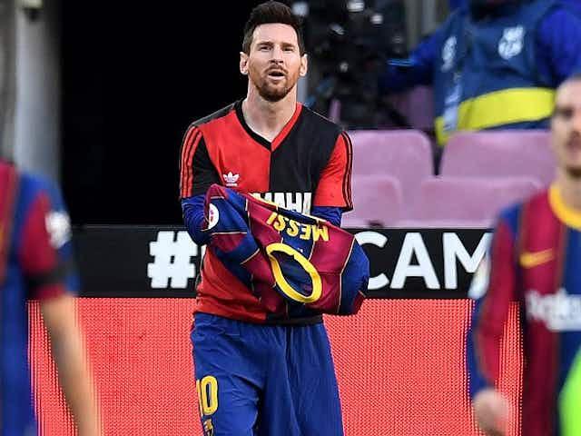 Ex-Real Madrid president Calderon: I signed Ronaldo because of Messi