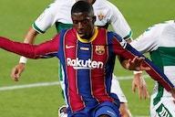 Man City boss Guardiola targets Barcdelona attacker Dembele