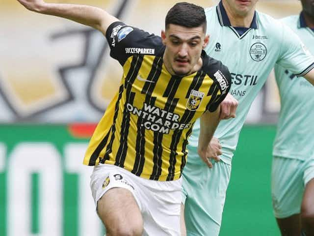 Chelsea attacker Armando Broja admits Vitesse loan surpassing expectations