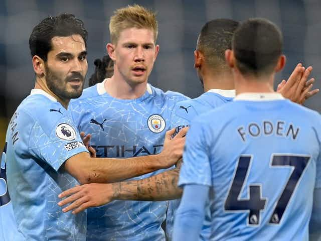 Man City midfielder Gundogan: Leeds defeat can be good for us
