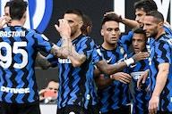 Calhanoglu superb as Inter Milan hit six against Crotone