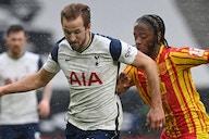 Spurs respond to £160M Man City Kane rumours