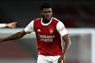 Arsenal midfielder Partey ready to change shirt number