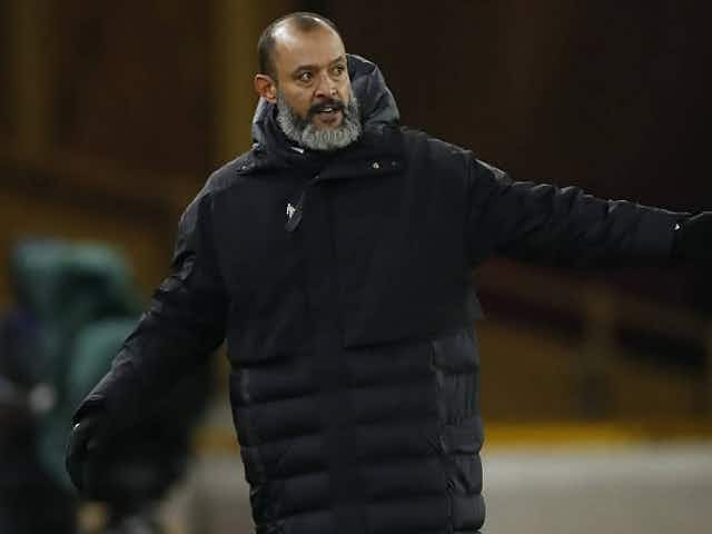 Wolves boss Nuno thrilled for matchwinner Willian Jose