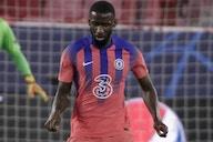 Chelsea begin contract talks with Antonio Rudiger