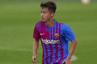 Watch: Abe and Jutgla score as Barcelona B deliver Sergi debut win
