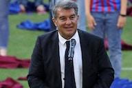 Barcelona president Laporta close to convincing senior quartet to accept wage cuts