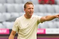 Nagelsmann's Bayern head into final phase of pre-season