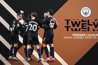 City set new English football away wins record