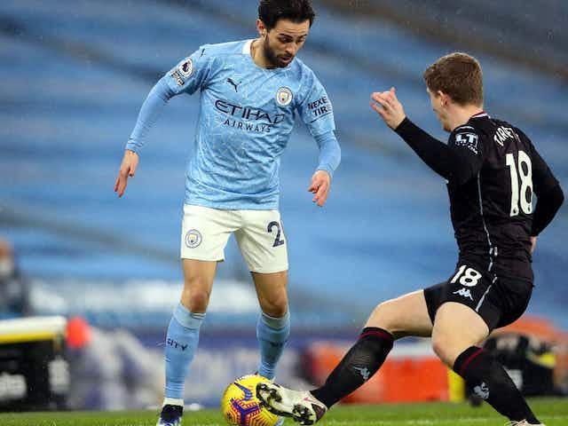 Aston Villa v Manchester City: Kick-off time, TV info and injury news