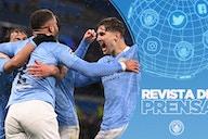 "Revista de prensa: ""El increíble Manchester City"""