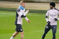 Gundogan and Zinchenko return to squad as City host Barnsley