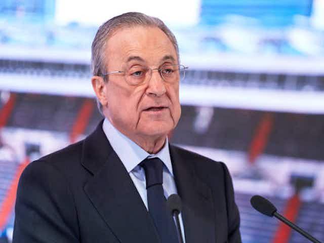 Florentino Pérez oficializa sua candidatura e deve ser reeleito