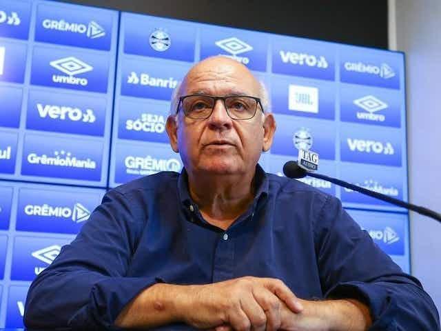 Grêmio anuncia Marcos Hermann como novo vice-presidente de futebol