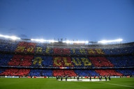 Departamento de saúde do Barcelona proíbe público no troféu Joan Gamper