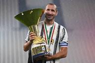Capitão da Itália na Eurocopa, Chiellini confirma permanência na Juventus