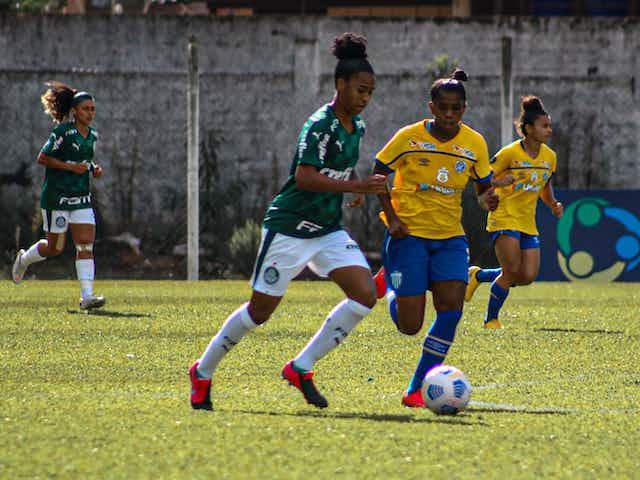 Palmeiras vence Avaí/Kindermann em Caçador