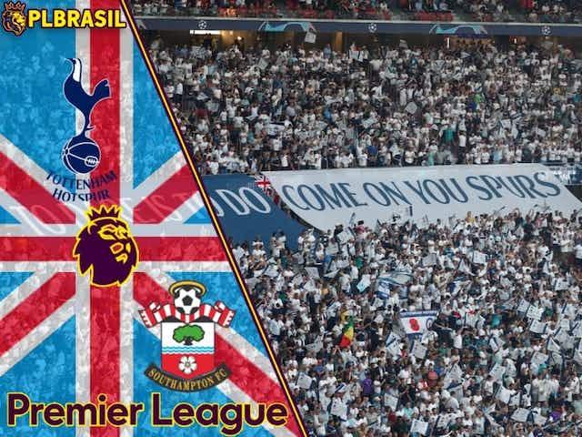 Palpites, Prognósticos e Odds para Tottenham x Southampton – 21/04