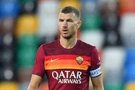 Inter Are 'Only Potential Contenders' For Roma Striker Edin Dzeko, Italian Media Report