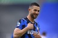 Photo – Inter Midfielder Roberto Gagliardini Training Hard In Preseason