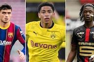 Bellingham, Pedri, Greenwood: Ranking the top 20 Golden Boy nominees