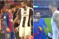 Lionel Messi: When Chiellini and Bonucci 'argued' for Barcelona star's shirt