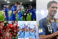 Varane, Silva, Cavani, Shaqiri: Who is the Premier League's most decorated player?