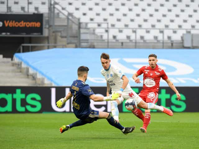 Leeds keen on signing Brest left-back Romain Perraud