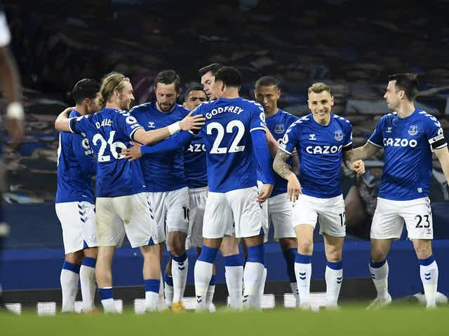 Carlo Ancelotti provides Everton injury boost as five players set to return vs Arsenal