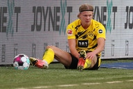 Marc-Andre ter Stegen talks about Borussia Dortmund star Erling Braut Haaland