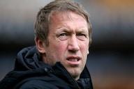 Graham Potter insists he's happy at Brighton amid Tottenham links