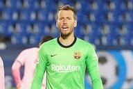 Everton interested in signing Barcelona goalkeeper Neto