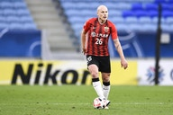 Shanghai Port midfielder Aaron Mooy on Celtic radar