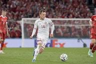 Leeds United fans react to Mikkel Damsgaard transfer link