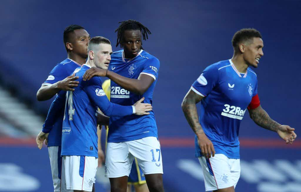 Rangers Vs Aberdeen Tactical Preview Team News Predicted Xi Talking Tactics And Key Men Onefootball