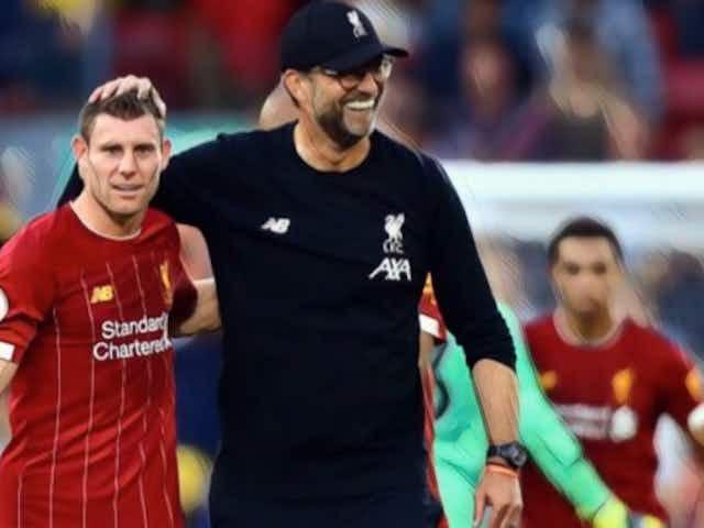 "Milner: ""I don't like it and hopefully it doesn't happen"""
