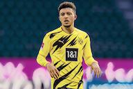 Sancho 'pushing' for Man Utd move