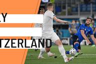 EURO 2020 analytics: Italy vs Switzerland – download our report
