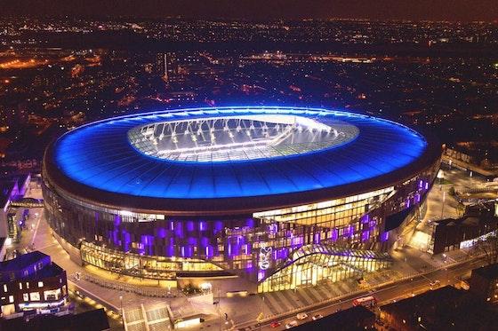 Tottenham Hotspur Stadium Wins Venue Of The Year Award For 2020 Onefootball