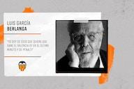 100th anniversary of filmmaker and Valencianista Luis García-Berlanga's birth