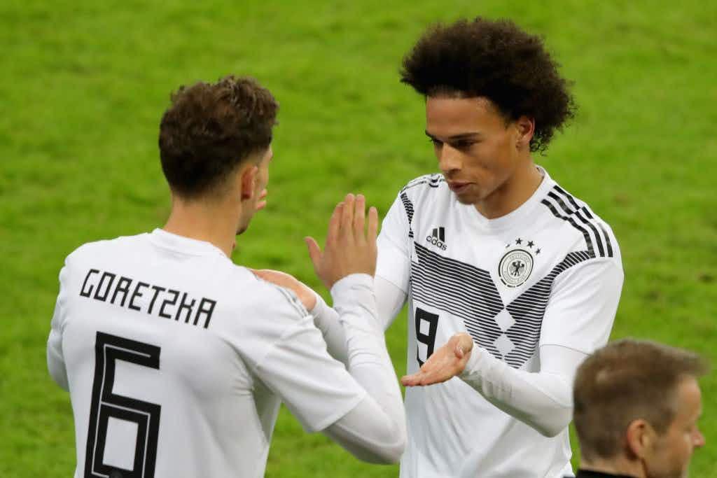 huge discount 1d755 7c2d4 Bayern would be 'ecstatic' if Leroy Sané arrives - Leon ...