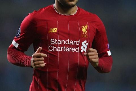 Liverpool Fans Scramble To Buy Remaining New Balance Shirts Onefootball
