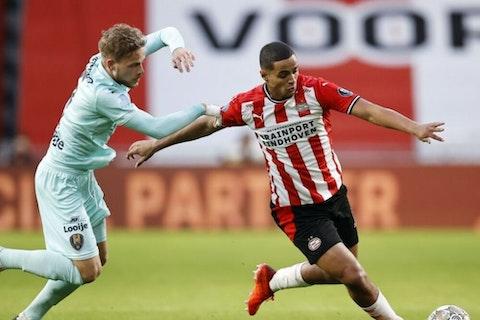 Mohamed Ihattaren Refuses To Rule Out Leaving Psv For Ajax Onefootball