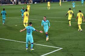 Article image: https://image-service.onefootball.com/crop/face?h=810&image=https%3A%2F%2Fwp-images.onefootball.com%2Fwp-content%2Fuploads%2Fsites%2F10%2F2020%2F12%2FVillarreal-CF-v-FC-Barcelona-La-Liga-1609326284-1000x665.jpg&q=25&w=1080