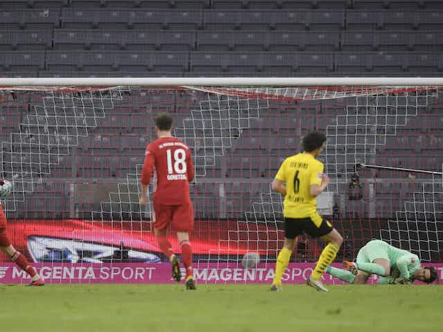 🇩🇪 Lewandowski hat-trick fires Bayern to stunning Dortmund comeback